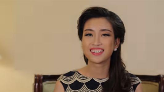 Hoa hậu VN Đỗ Mỹ Linh từng ví mình giống con chuột!