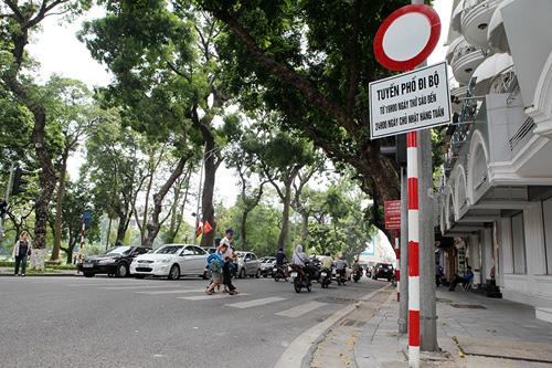 Gửi xe ở đâu để vào phố đi bộ quanh Hồ Gươm? - 3
