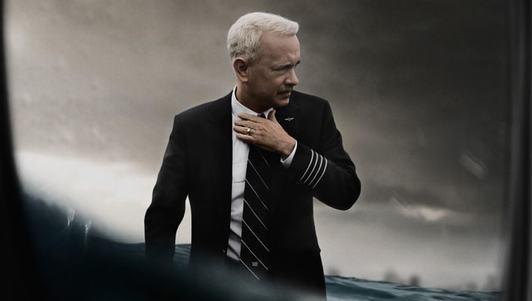 """Tom Hank gây sốt với phim về vụ tai nạn máy bay """"kỳ diệu"""""""