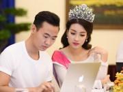 Thời trang - Hoa hậu Đỗ Mỹ Linh: Giữ hình ảnh để không phụ lòng tin