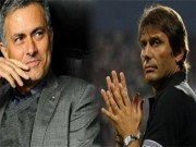 """Bóng đá - Mourinho, Conte: Hai gã """"phù thủy"""" có phép"""