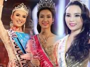 Thời trang - Ngắm 4 hoa hậu làm rạng danh Đại học Ngoại Thương