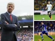 Bóng đá - Arsenal tiêu 100 triệu bảng: Khi Wenger không hề keo kiệt
