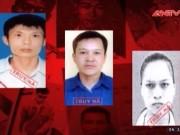 Video An ninh - Lệnh truy nã tội phạm mgày 30.8.2016