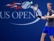 """Thể thao - US Open ngày 2: Murray mơ về """"mùa giải Vàng"""""""