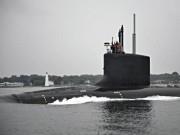 Thế giới - Hải quân Mỹ nhận tàu ngầm 2,7 tỉ đô của phu nhân Obama