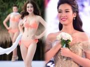 Thời trang - 21 khoảnh khắc khó quên của Đỗ Mỹ Linh ở Hoa hậu VN