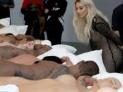 Ca nhạc - MTV - Choáng với 12 bức tượng khỏa thân của vợ chồng cô Kim