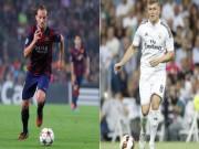 Bóng đá - Sao Real, Barca so kè top bàn đẹp nhất V2 La Liga