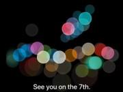 Thời trang Hi-tech - CHÍNH THỨC: Apple gửi thư mời sự kiện ra mắt iPhone 7