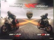 Thế giới xe - Suzuki Gixxer SP bản đặc biệt lộ diện, dọa nạt Yamaha FZ