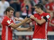 Bóng đá - Alonso vuốt bóng đẳng cấp đẹp nhất vòng 1 Bundesliga