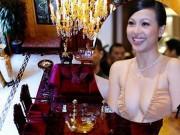 Phim - Cuộc sống trong biệt thự 300 tỉ của hoa hậu giàu nhất VN