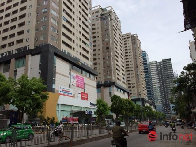 HN: Đường sá ngày càng tắc nghẹt vì chung cư bủa vây - 9