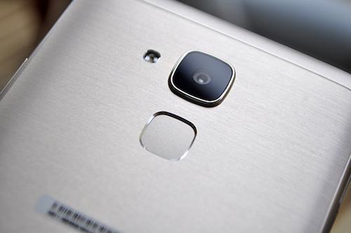Đánh giá Huawei GR5 Mini: Điểm cộng cảm ứng vân tay