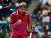 Thể thao - Verdasco - Wawrinka: Khác biệt ở đẳng cấp (V1 US Open)