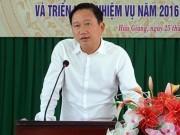 Tin tức trong ngày - Tiết lộ sự thăng tiến đến chóng mặt của ông Trịnh Xuân Thanh