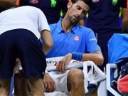 """Thể thao - US Open ngày 3: Djokovic gặp lại """"cơn ác mộng"""""""