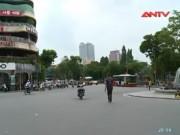 Video An ninh - 15 tuyến phố quanh Hồ Gươm cấm xe dịp cuối tuần từ 1/9