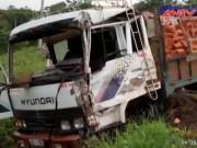 Tai nạn giao thông - Bản tin an toàn giao thông ngày 31.8.2016