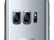 Dế sắp ra lò - Galaxy S8 lộ diện camera kép phía sau, cảm biến mống mắt
