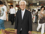 Thế giới - Lão ông Nhật Bản trăm tuổi vẫn hăng say lao động