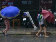 Tin tức trong ngày - Miền Bắc xuất hiện mưa dông đúng dịp nghỉ lễ 2/9
