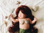 Bạn trẻ - Cuộc sống - Bé gái 4 tháng tuổi được hóa trang siêu dễ thương