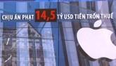 Apple chịu mức phạt kỷ lục từ EU do trốn thuế