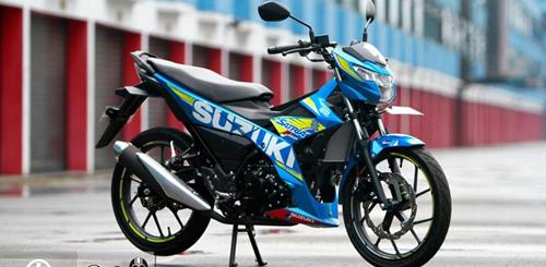 Suzuki Raider 150 FI mới sẽ tham gia thị trường Việt từ tháng 12