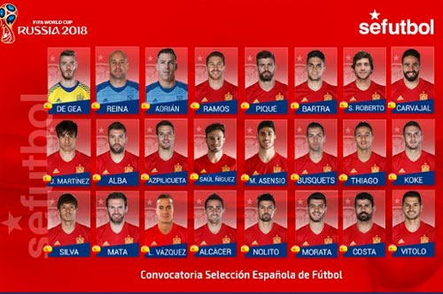 """Bỉ - Tây Ban Nha: Hai """"tướng"""" cùng ra mắt"""