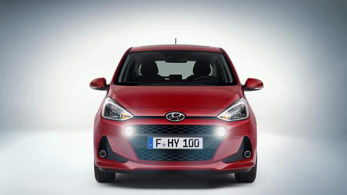 Hyundai i10 thế hệ thứ hai nâng cấp sẵn sàng ra mắt