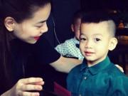 Ca nhạc - MTV - Con trai Hà Hồ trổ tiếng Anh gây sốt cộng đồng mạng