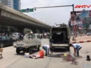 Video An ninh - Bản tin an toàn giao thông ngày 1.9.2016