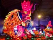 Tin tức trong ngày - Ngắm lồng đèn hình muông thú khổng lồ ở Sài Gòn