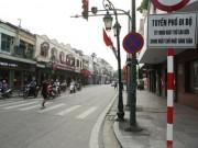 Tin tức trong ngày - Cảnh sát hóa trang bắt trộm cướp ở phố đi bộ Hồ Gươm