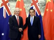"""Thế giới - Úc """"giằng xé"""" giữa lựa chọn Mỹ và Trung Quốc"""
