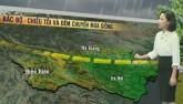 Dự báo thời tiết VTV 1/9: Bắc Bộ có mưa dông diện rộng