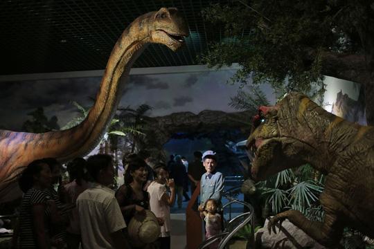 Đi sở thú ở Triều Tiên - 9