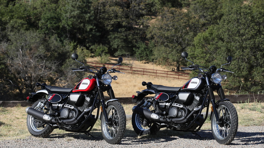 Đánh giá xe Yamaha SCR950 mới: Đối thủ của Ducati Scrambler