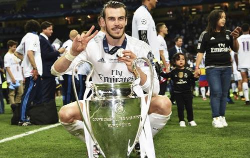 Bale tròn 3 năm ở Real: Đau đáu giấc mơ bóng Vàng