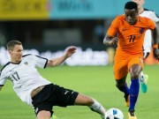 Bóng đá - Hà Lan - Hy Lạp: Cú sốc trên sân nhà