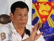 Thế giới - Duterte nhất quyết không gặp tổng thư ký Liên Hiệp Quốc