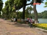 Video An ninh - Từ hôm nay (1/9) Hồ Gươm được phủ sóng wifi miễn phí