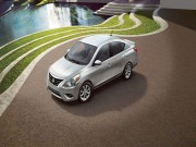 Tin tức ô tô - Nissan Versa Sedan 2017 có giá khởi điểm 12.825 USD