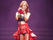 Ca nhạc - MTV - Bất ngờ với lần đầu gợi cảm của nữ hoàng nhạc phim Hàn