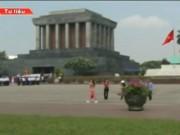 Video An ninh - Kỉ niệm 71 năm ngày Quốc khánh 2/9 lịch sử