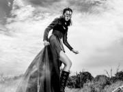 Thời trang - Cặp đôi Next Top Model hóa thân thành chiến binh ma mị
