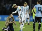 Bóng đá - Neymar trả băng đội trưởng, Messi thì sao?