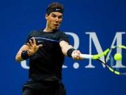 Thể thao - Nadal – Kuznetsov: Chỉ khó ở set 2 (V3 US Open)